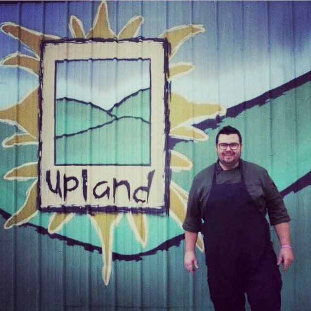 For some serious food porn... Follow our exec chef @padraigcullen! He's awesome. #cheers #uplandbrewco