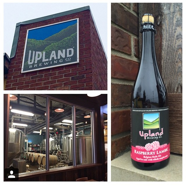 Last day for sour lottery pickups! #uplandsours #cheers #regram @indianaontap