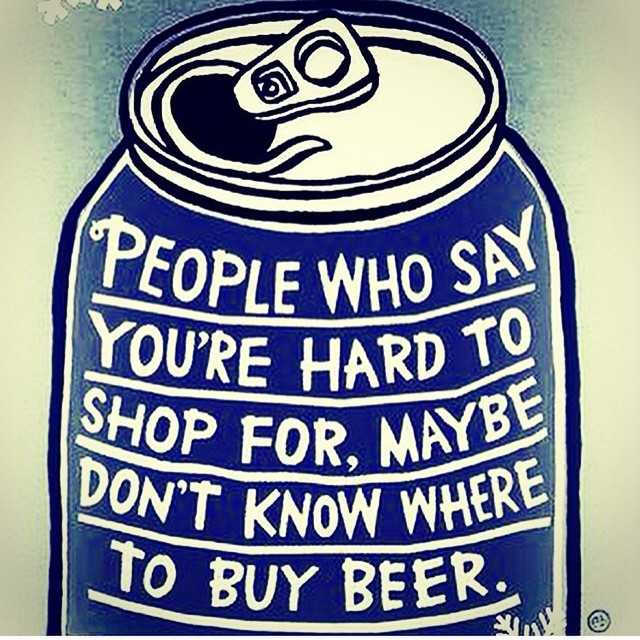 Only a few shopping days left... Check out the blog for holiday hours! uplandbeer.com/blog #cheers #shoplocal #drinklocal