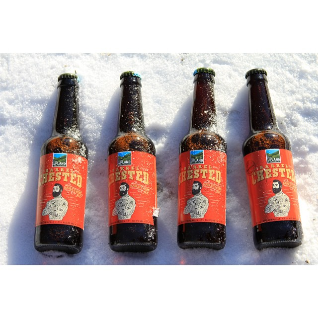 Anyone else craving more snow? Or maybe just more #barleywine?
