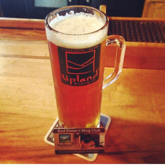 1st #uplandmugclub event of 2015 is Sunday January 25 at #uplandindy! Make sure you RSVP to sarah@uplandbeer.com. Not a member? Join at any Upland location. For Mug Club deets visit uplandbeer.com/about/bad-elmers-mug-club #cheers #regram @mrkdwll629