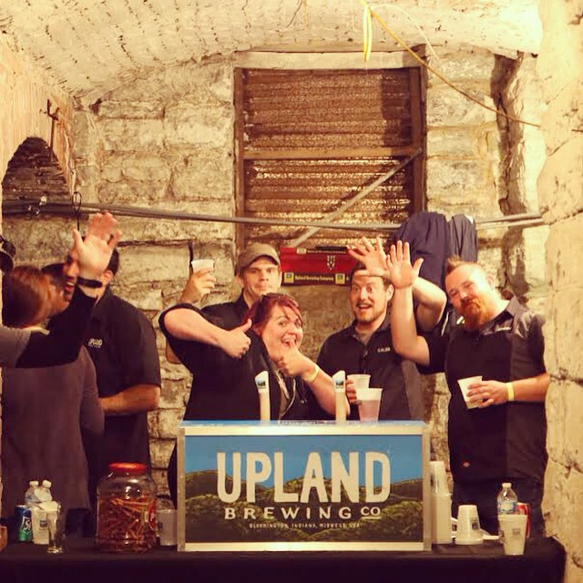 We're hiring for a field marketing & events manager! If you're passionate about craft beer, throw killer parties and enjoy making new friends, then you'll love this work hard play hard opportunity. Details: uplandbeer.com/join-the-family  Feel free to tag and share to help us spread the word!