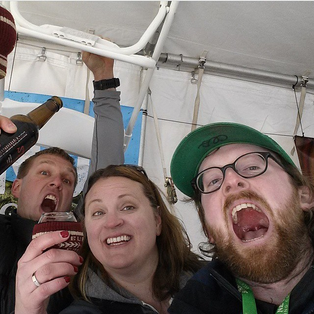 Show us your #stOAKedselfie #BurlyBeers! #regram @gig2828