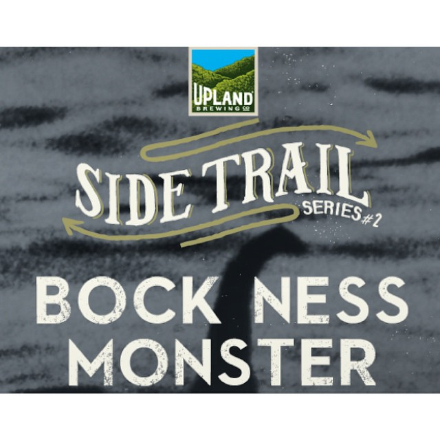 Side Trail Series #2 Bock Ness Monster hits Upland taps this Friday, April 3! Historically German monks brewed this behemoth beer to sustain them through their Lent fast. Like the doppelbocks before him, Bock Ness Monster's aroma is dominated by traditional Munich malts but with subtle hints of chocolate and plum. Do as the monks do- drink your breakfast. #sidetrailseries #bocknessmonster #craftbeer #doppelbock