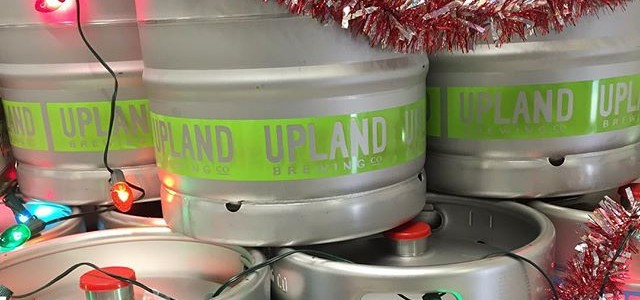 upland brewing co holiday