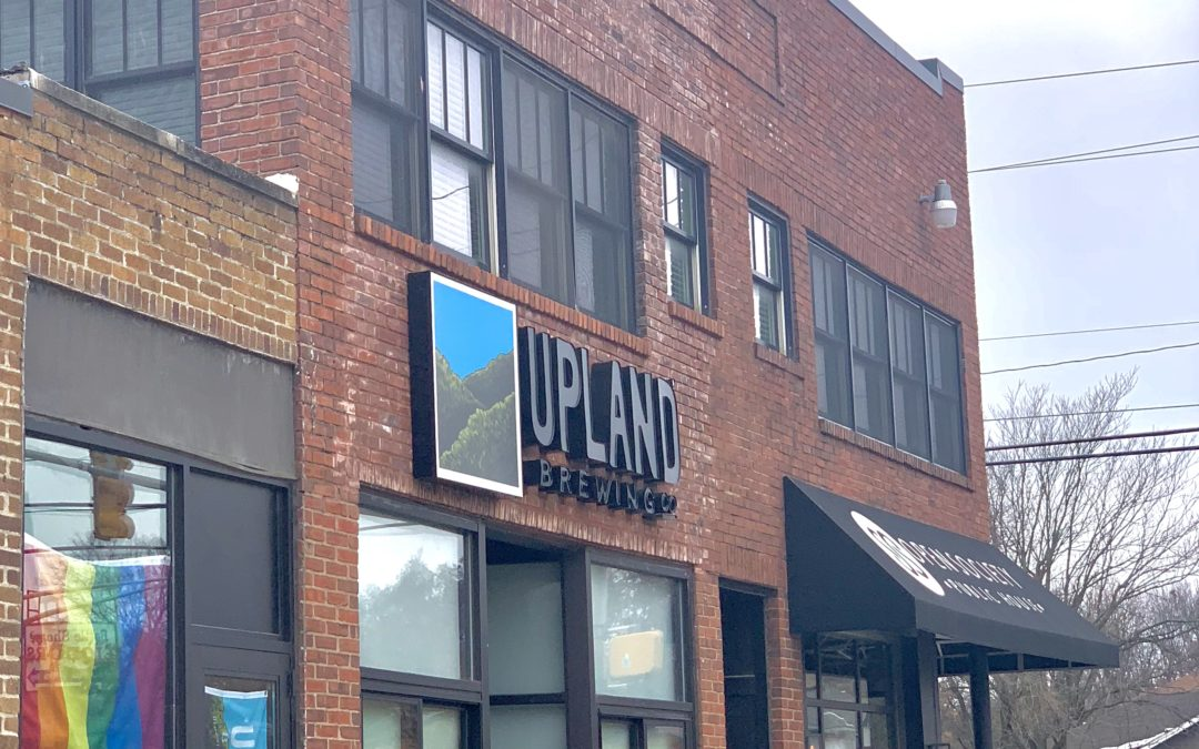 Upland Brewing Co. Adds Space & Offerings to College Ave Location