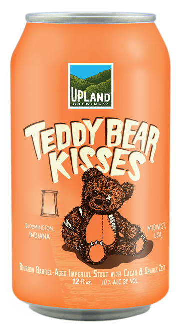Teddy Bear Kisses
