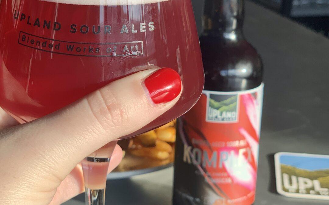Kombucha. But Alcoholic. It's Komplex.