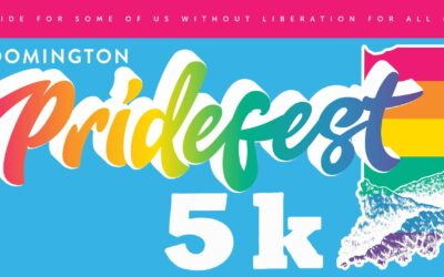 Bloomington Pride Virtual 5k